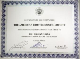 Prosthodontic Society - Dentistas en Guatemala