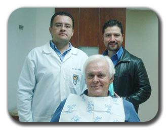 Paciente americano - Dentistas en Guatemala