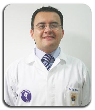 Dr. Luis Grisolía - Dentistas en Guatemala